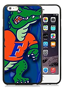 iPhone 6 Plus 5.5 Inch TPU Case ,Unique And Fashionable Designed Case With Southeastern Conference SEC Football Florida Gators 2 Black For iPhone 6 Plus Cover Phone Case