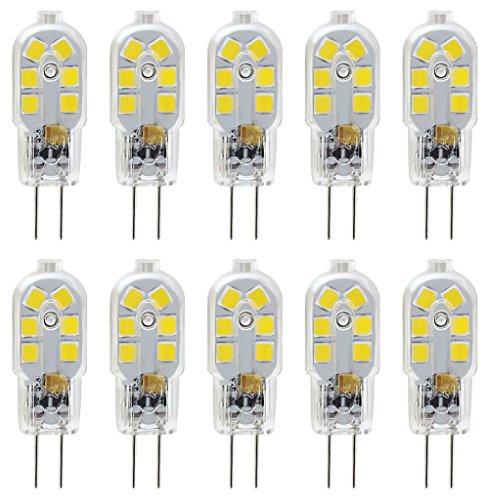 kindeep bi pin led bulb g4 base 1 5w 20w halogen import it all. Black Bedroom Furniture Sets. Home Design Ideas