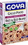 Goya Foods Central American Rice & Red Beans, 7