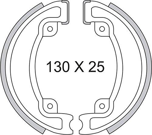 RMS Ganasce freno Kymco RO.4312AKUDU920 (Freni a Tamburo e Ganasce) / Brake shoes Kymco RO.4312AKUDU920 (Brake Drum and clamping jaws)