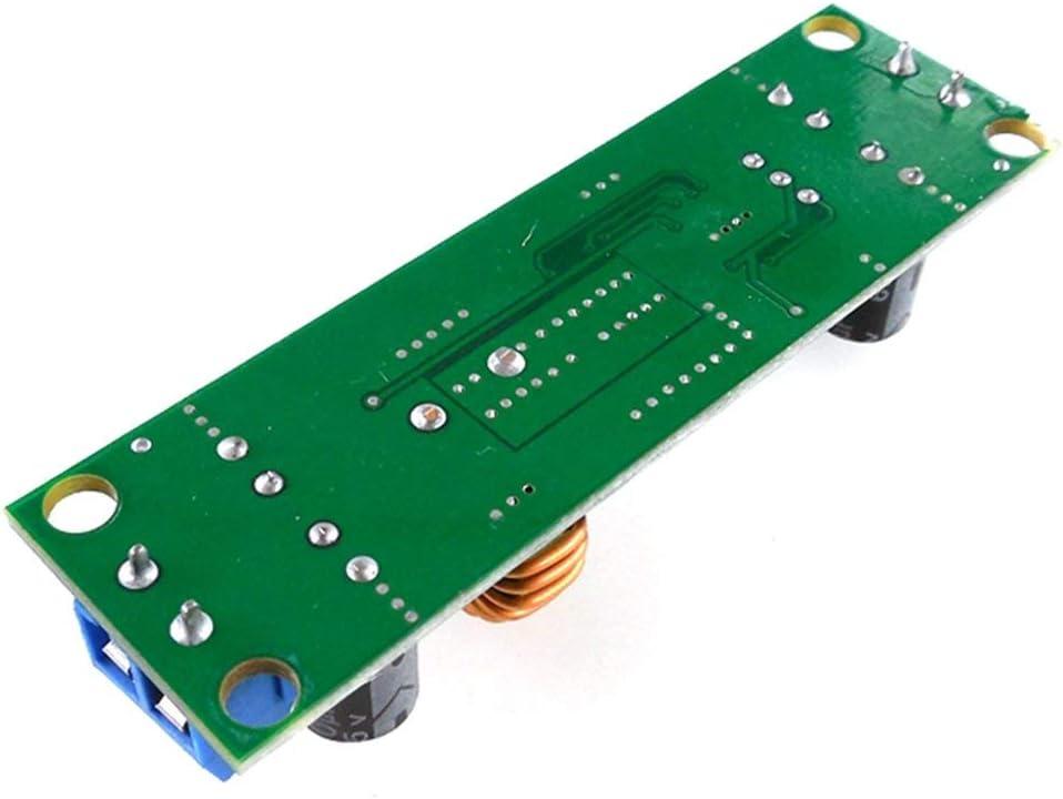 Zinniaya HW636 Convertisseur de Tension 60V 48V 36V 24V /à 19V 12V 9V 5V 3V R/églable abaisseur dalimentation Buck Module Stabilisateur R/égulateur