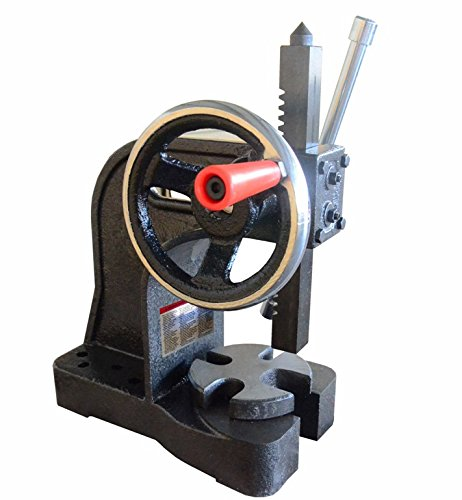 HHIP 8600-0131 Pro-Series Cast Iron Arbor Press