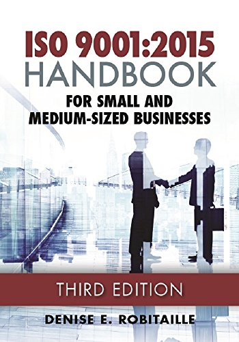 Amazon iso 90012015 handbook for small and medium sized iso 90012015 handbook for small and medium sized businesses third edition by fandeluxe Images