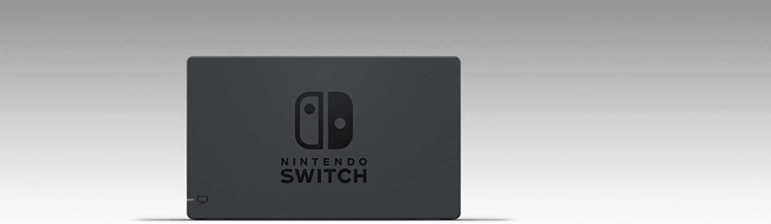 Nintendo - Dock Set con Base Switch, Adaptador De Corriente Y Cable HDMI Switch: Nintendo: Amazon.es: Videojuegos