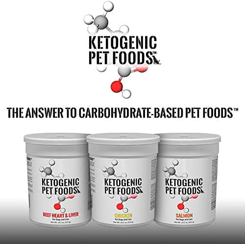 Ketogenic Pet Foods – High Protein, High Fat, Low Carb, Natural Dog Cat Food