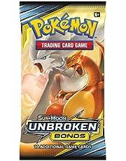 Pokémon 81547 Pokemon-Sun & Moon 10: Unbroken Bonds-Booster Packet