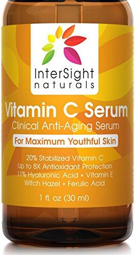 InterSight Vitamin Serum 20 Moisturizer product image