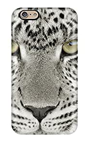 Heidiy Wattsiez's Shop New Style 4612799K87400604 Iphone High Quality Tpu Case/ Snow Leopard Case Cover For Iphone 6