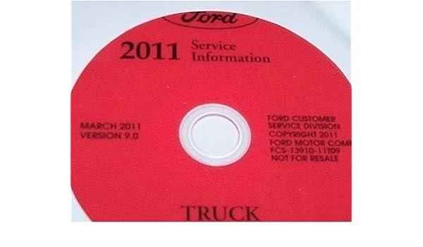 2011 f150 repair manual
