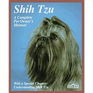 Shih-Tzus: Everything About Purchase, Care, Nutrition, Breeding, and Diseases With a Special Chapter on Understanding Your Shih Tzu (A Complete pet owner's manual) 12