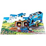 Ravensburger Thomas & Friends: Off To Work - 24 Piece Floor Puzzle In Shaped Box