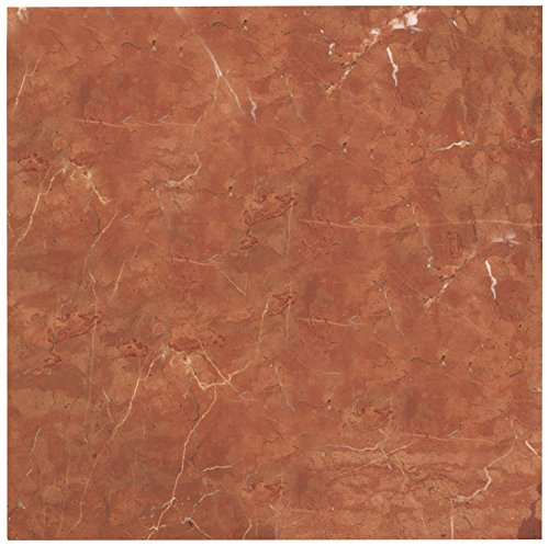 Dal-Tile M72412121L- Marble Tile, Rojo Alicante Polished (Alicante Rojo Marble)