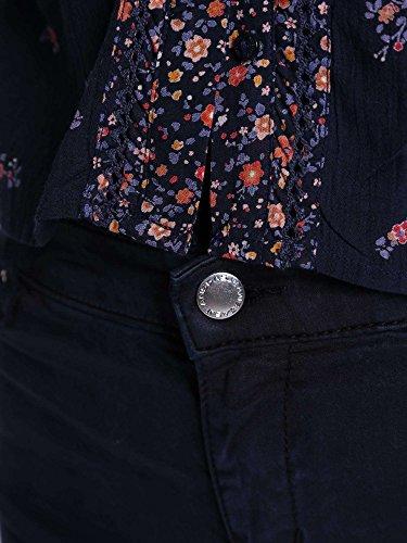 Gas 355652 Pantalone Donna Blu 34