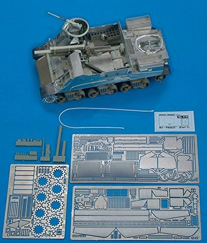 - Royal Model No. 418 Part 1 of 1/35 M7