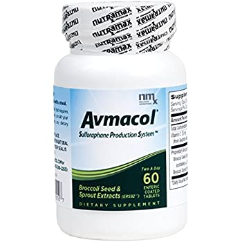 AVMACOL® Sulforaphane Production System - 60 Enteric Coated Tablets