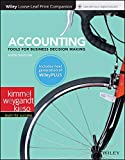 Accounting: Tools for Business Decision Making, 6e WileyPLUS (next generation) + Loose-leaf