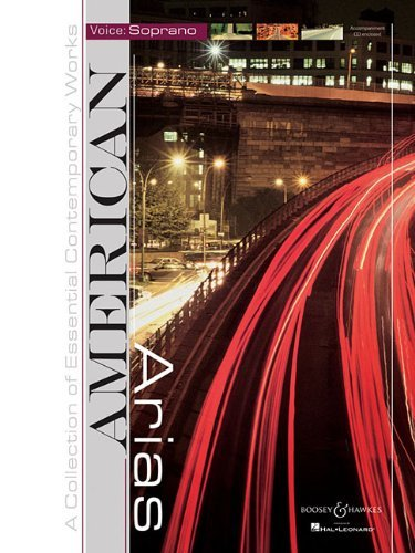 Download American Arias Soprano Bk/CD [Paperback] ebook