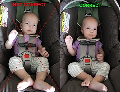 Amazon.com: Baby Chest Harness Clip For Graco Car Seat Safety Buckle