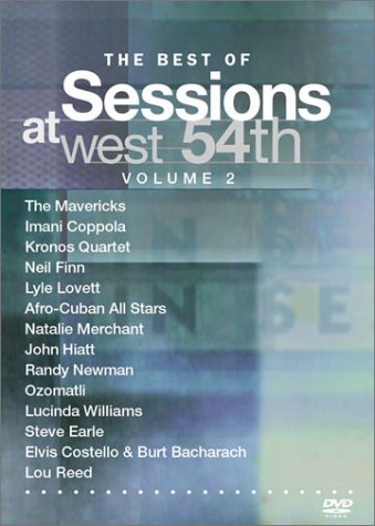 Best of Sessions at West 54th, Vol. 2 by Sony