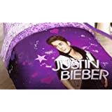 justin bieber justin star sheet set twin