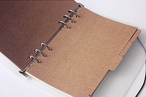A5 Notebook With Dividers