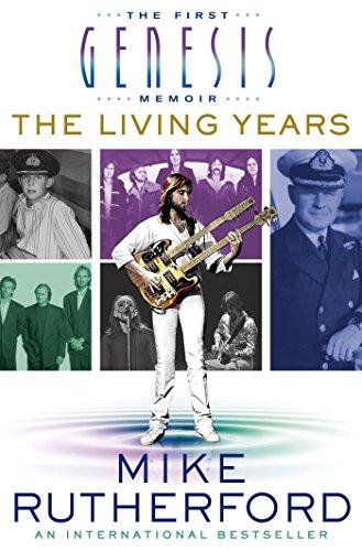 The Living Years: The First Genesis Memoir (Best Genesis Tribute Band)