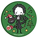 文豪ストレイドッグス DEAD APPLE デッドアップル グラフアート クリスマスver. 缶バッジ 芥川龍之介の商品画像