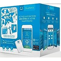 Bluetens Pack de Noël  - Contient 1 Bluetens + 1 étui rigide de transport et 1 clip ceinture pour plus de bien-être