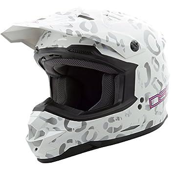 GMAX unisex-adult full-face-helmet-style Helmet (Dsg Gm76S Multi) (Leopard, Medium)