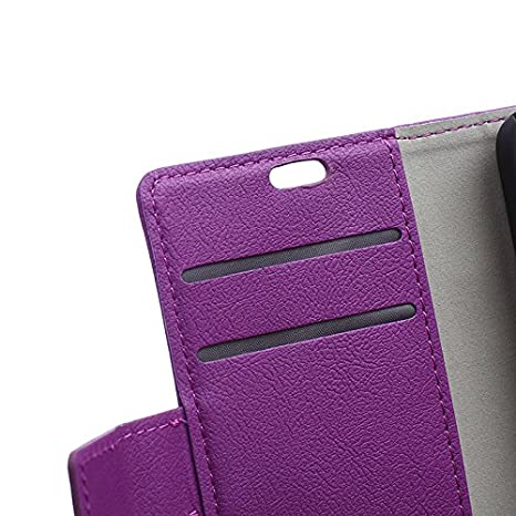 Sony Xperia L1 Funda adorehouse Flip Carcasa Cuero Tarjetas Cr/édito Slots Funci/ón de Soporte Flip Caso Plegable Billetera Back Cover Estuche para Sony Xperia L1 Negro