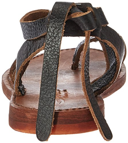 Brown Toe Women's Sandal Ring Sbicca Dark Teegan WpAqwSCa