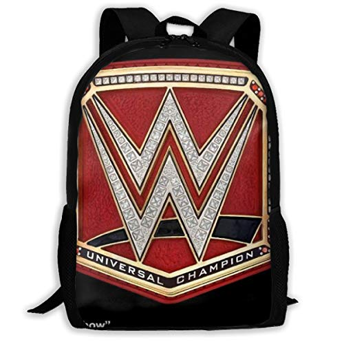 (W-WE Universal Championship Cool Backpack Outdoor Travel Rucksack Casual Daypack School Bag College Backpack)