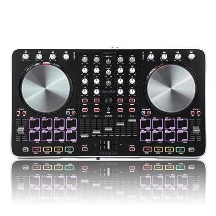 Amazon.com: Reloop BEATMIX 4 Pad Controller: Musical Instruments