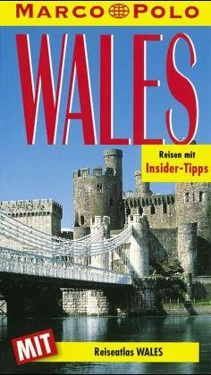 Marco Polo, Wales (Marco Polo German Travel Guides)