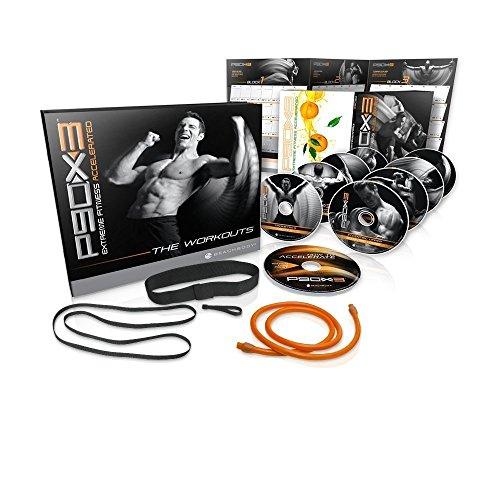 Brand New P90x3 Workout DVD Program Full Set