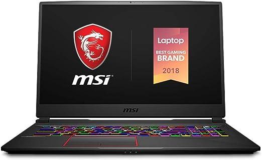 Amazon Com Msi Ge75 Raider 287 17 3 Gaming Laptop 144hz Display Thin Bezel Intel Core I7 9750h Nvidia Geforce Rtx2060 16gb 512gb Nvme Ssd Computers Accessories