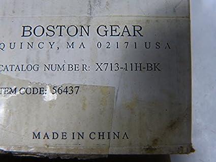 Boston Gear X713-11H-BK Horizontal Base Mount