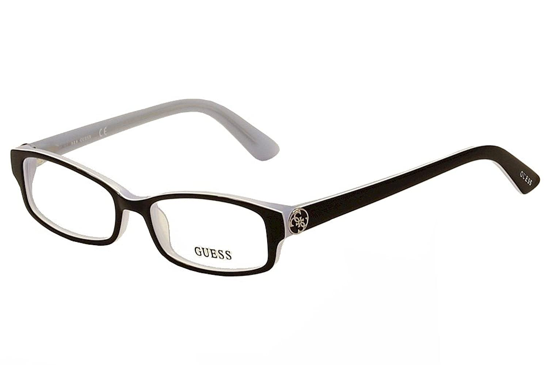 Eyeglasses Guess GU 2526 GU2526 003 at Amazon Men\'s Clothing store: