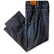 Lucky Brand mens big-tall Big-tall 181 Relaxed Straight-leg Jean in Whispering Pines