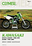 Kawasaki KX125 and KX250, 1982-1991 - - KX500, 1983-2004, Clymer Publications Staff and Penton Staff, 0892879602
