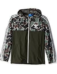 Men's Originals Reversible Windbreaker