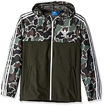 adidas originals men 39 s reversible windbreaker at amazon. Black Bedroom Furniture Sets. Home Design Ideas