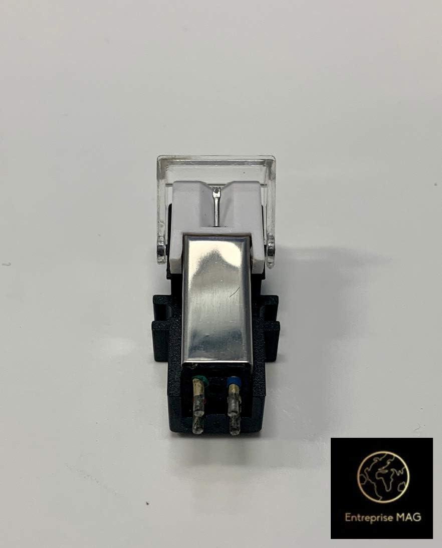 Chrome Cartridge DP 300F SP DP 7D Diamond stylus for DENON DP 500M DP A100 DP 60i