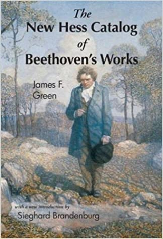 The New Hess Catalog of Beethoven's Works