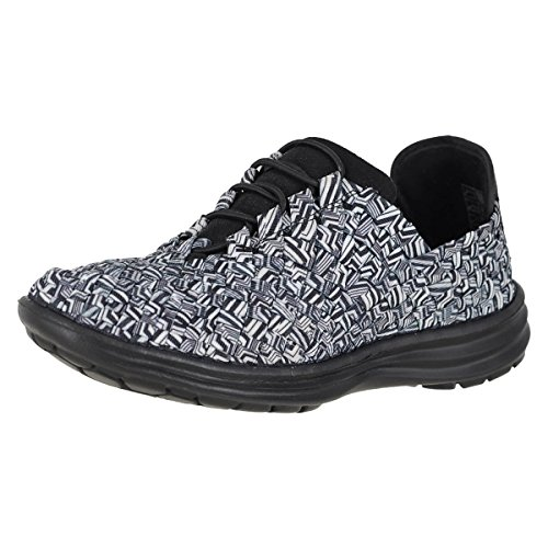 Bernie Mev Womens, Victoria Slip On Casual Shoe Marble