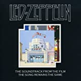 The Song Remains The Same: Soundtrack From The Led Zeppelin Film by Led Zeppelin (1990-10-25)
