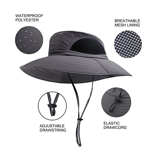 Men s Waterproof Sun Hat ... 70eba2c99ca