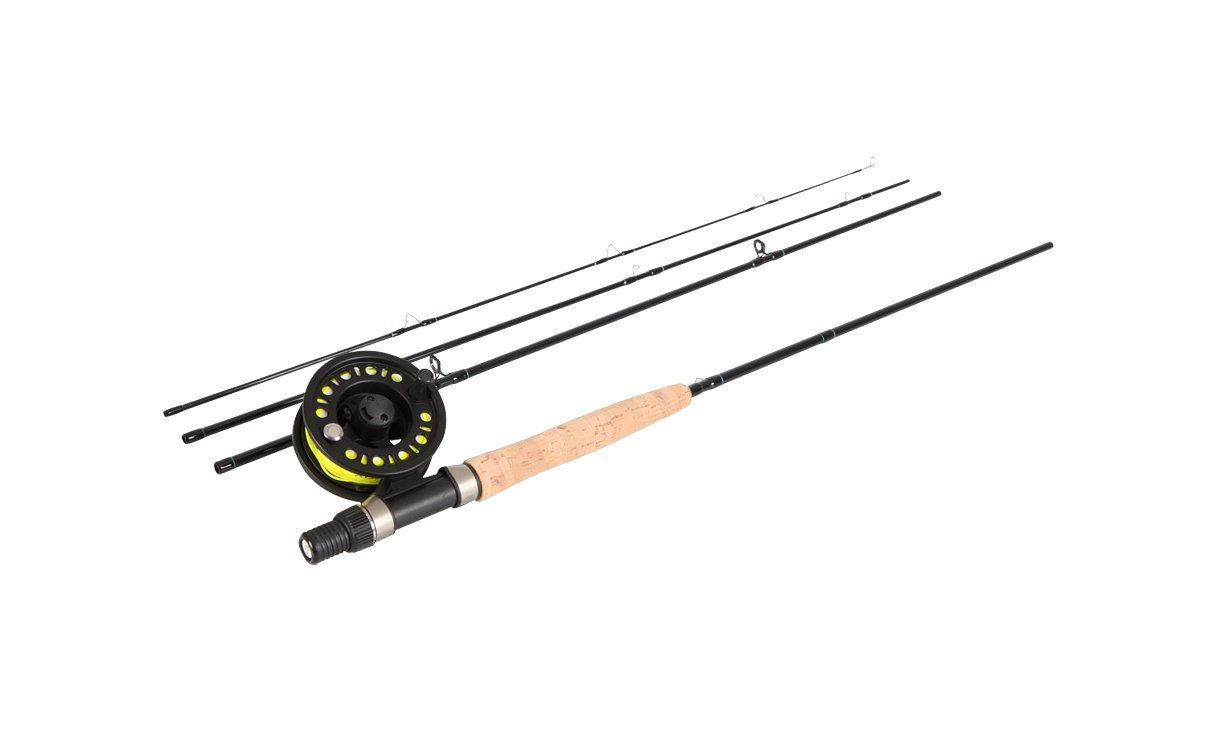 Superfly 9' Performance Fly Combo, 8 WT