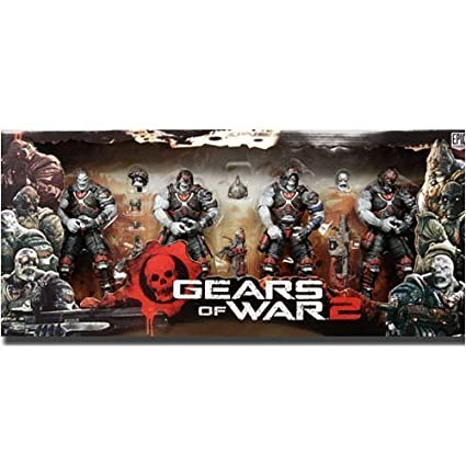 Neca Gears of War - Locust Hive Box Set by NECA: Amazon.es ...
