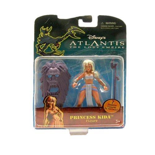 Disney's Atlantis the Lost Empire Princess Kida Action Figure